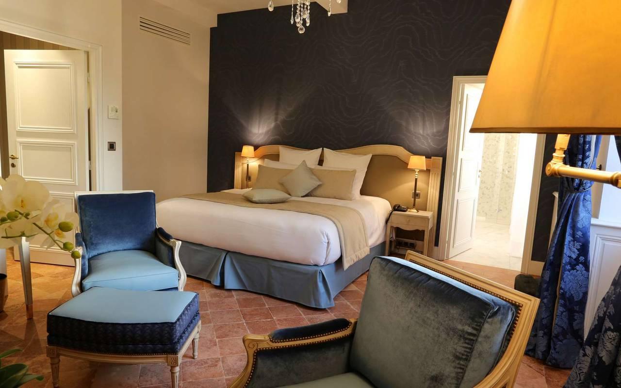 Suite l'hôtel de charme à Toulouse