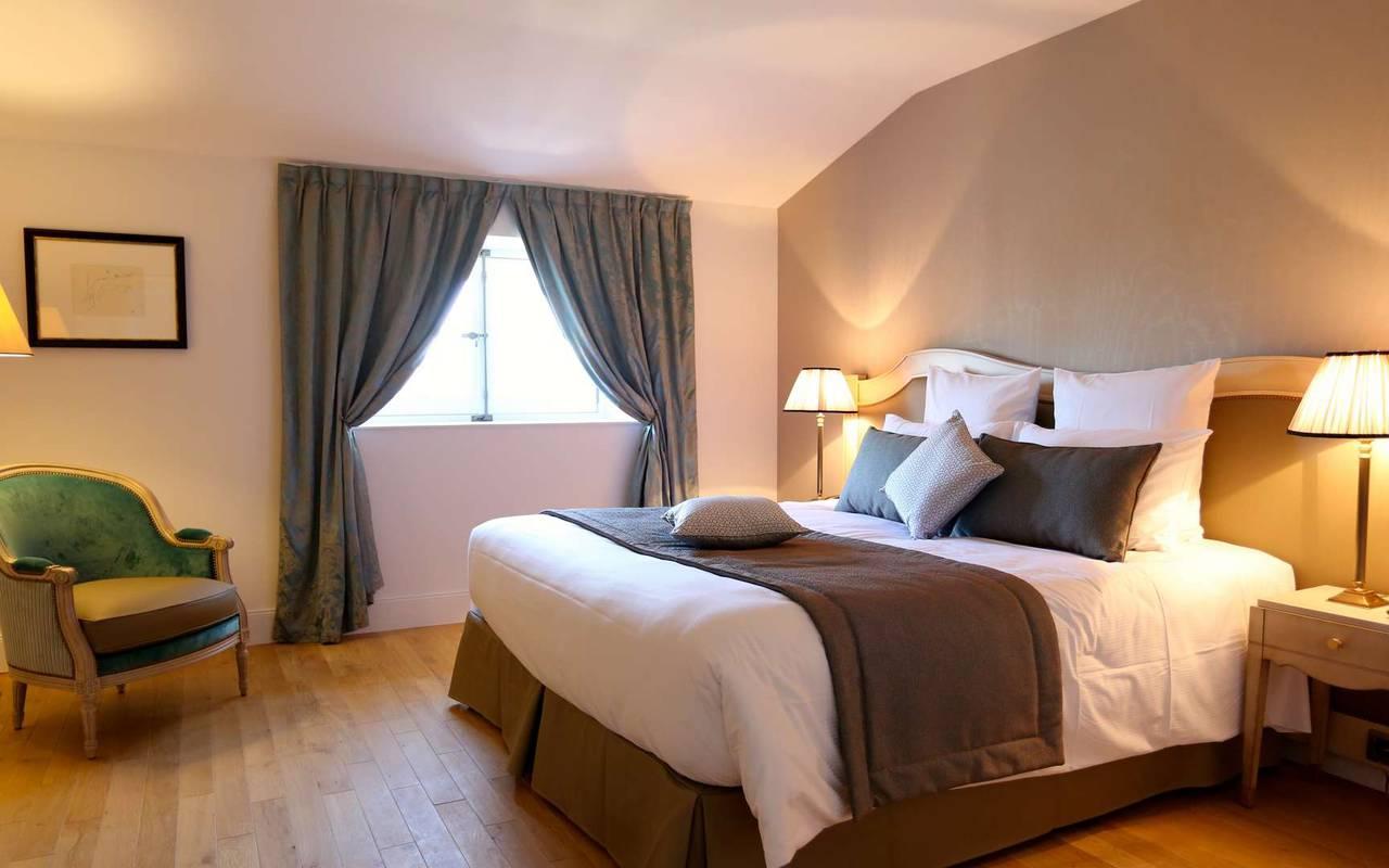 Suite duplex du château hôtel à Toulouse