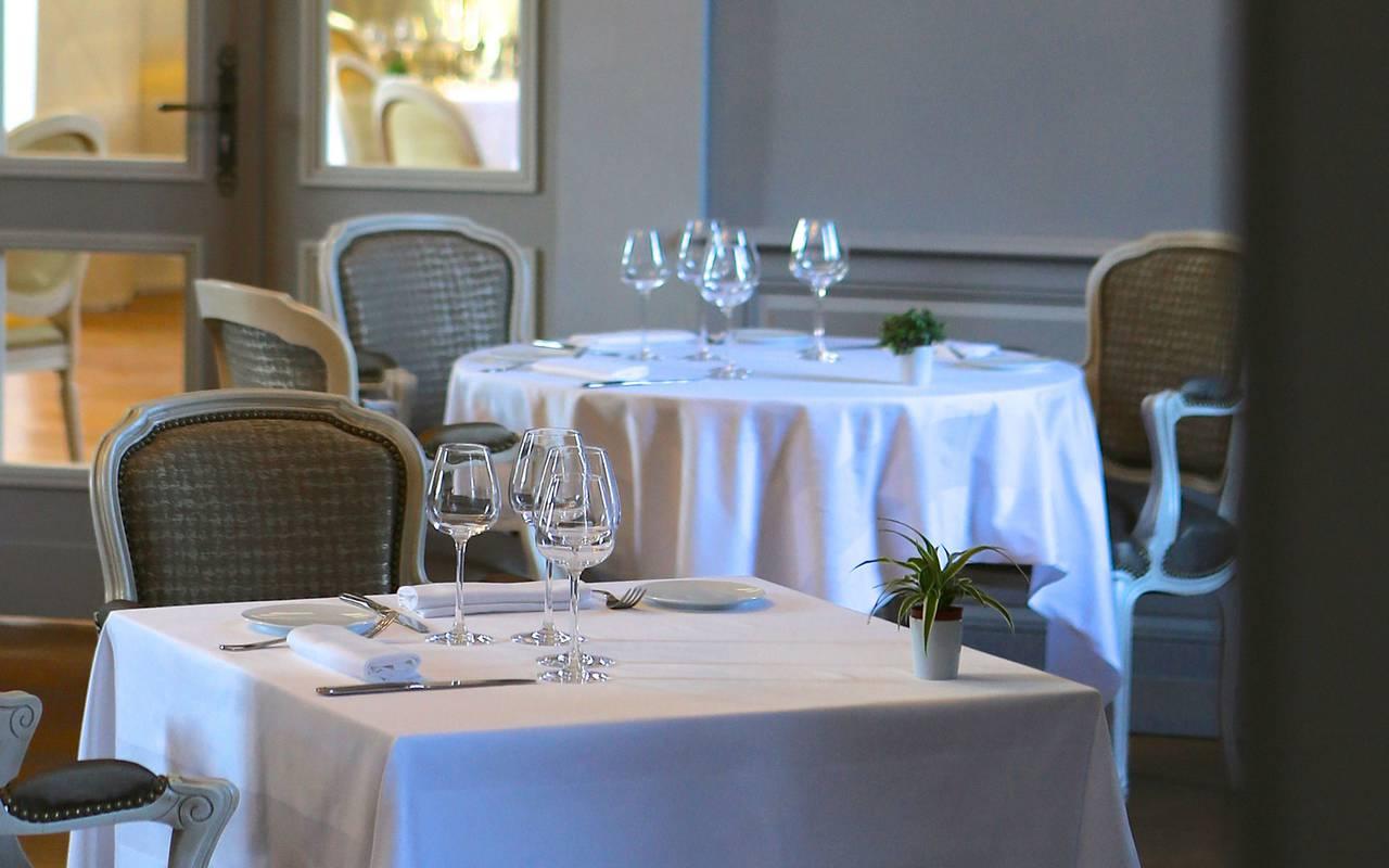 Restaurant du château hôtel