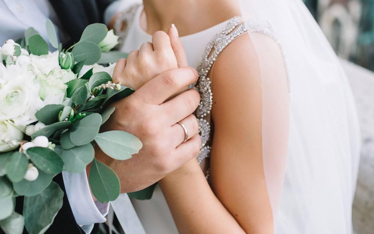 Mariage au château de Drudas