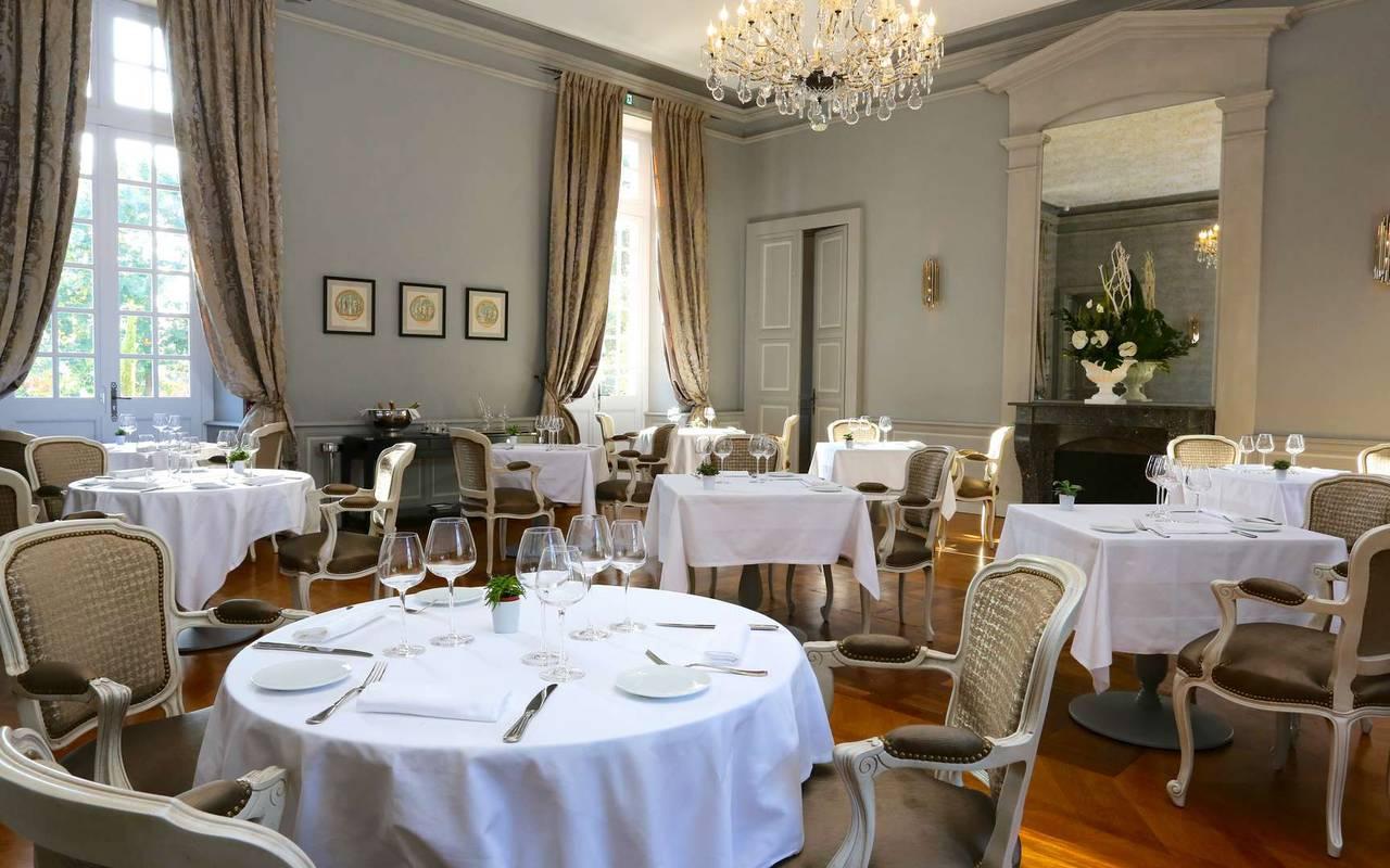 Le restaurant le Verdurier