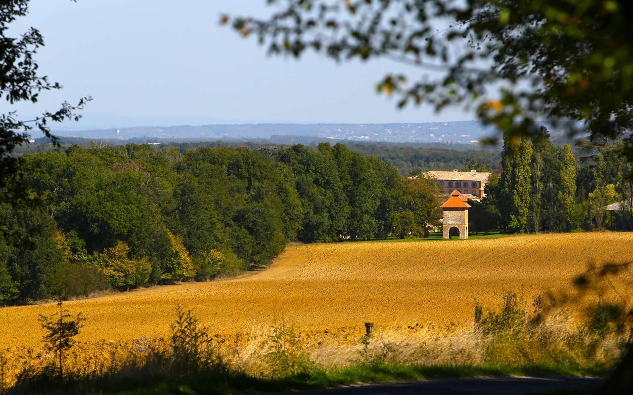 La campagne de Toulouse